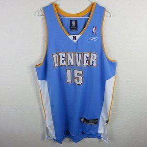 Reebok Carmelo Anthony Denver Nuggets #15 Jersey